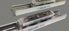 Heavy Duty Linear Rail System